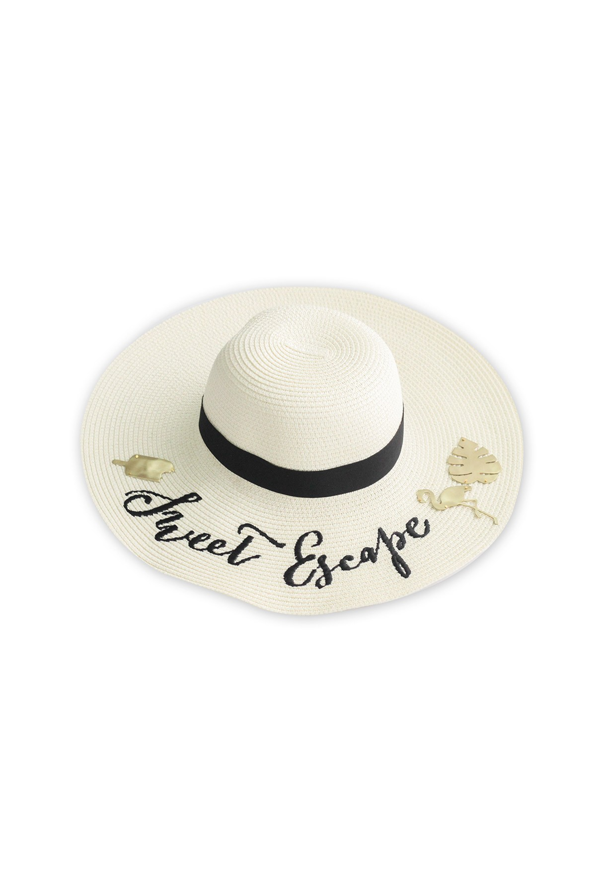 Add on: 'Sweet Escape' Embroidery