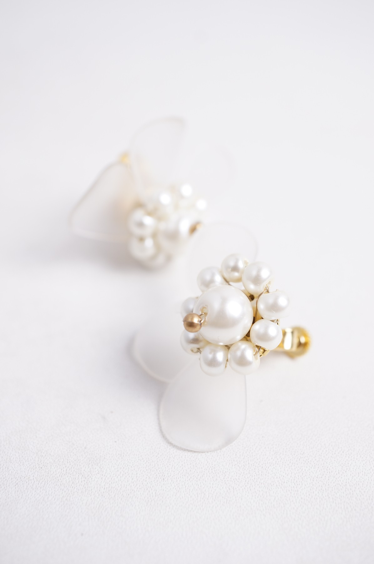 Congo - Clip Earrings