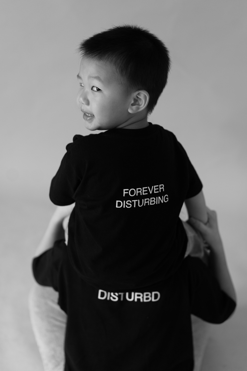 [Pre - Order Batch 2] 'Forever Disturbing' Kids