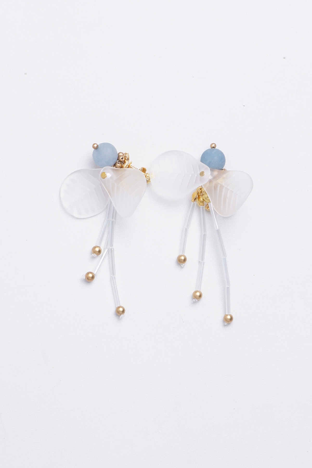 [Pre- Order] Felsite - Clip Earrings