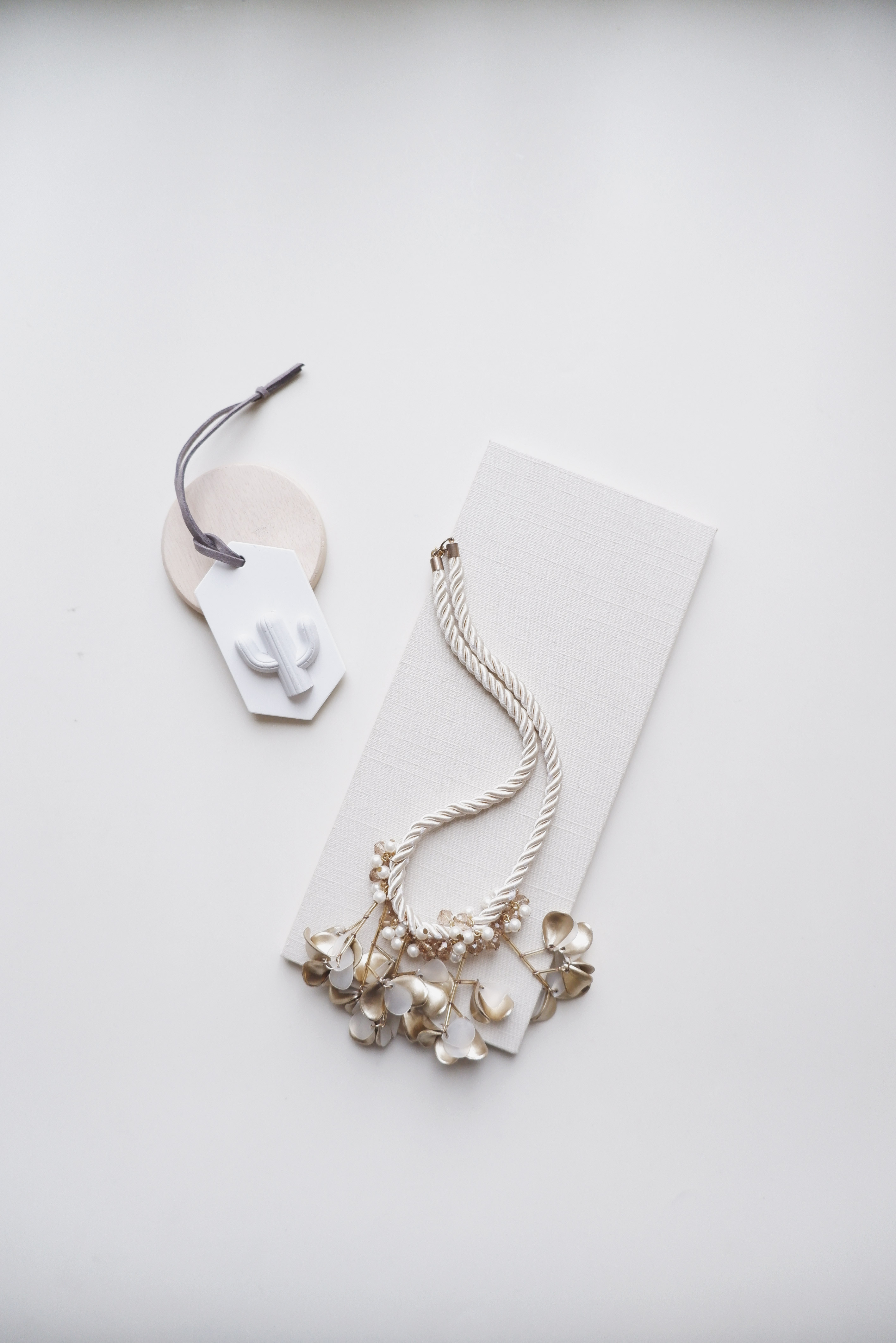 (PO) TINSEL SET Necklace - TL x Patricia